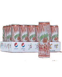 Strawberry Can 250ml X 30