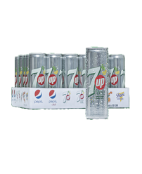 7UP Deit Can 250ml X 30