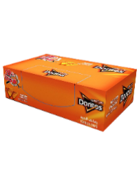Doritos Nacho Cheese 48g x20
