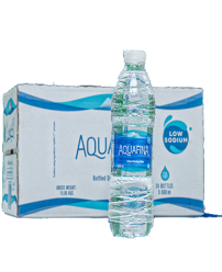 Aquafina - AQ600ml X 24