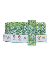 Apple Can 250ml X 30