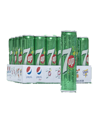 7UP Can 250ml X 30