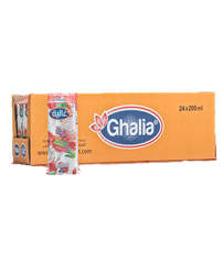Ghalia-Raspberry-Juice200ml-24Pcs