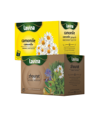 Lavina herbal infusion Assorted 20sx1.5gx2