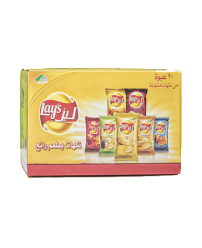 Lays Assorted 20x14g - Special Price