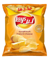 LAYS FRENCH CHEESE 16 x80g