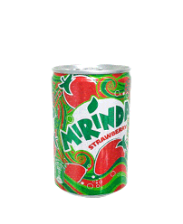 Strawberry Can 150ml X 30
