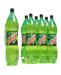 Mountain Dew Pet 2.25L X 6